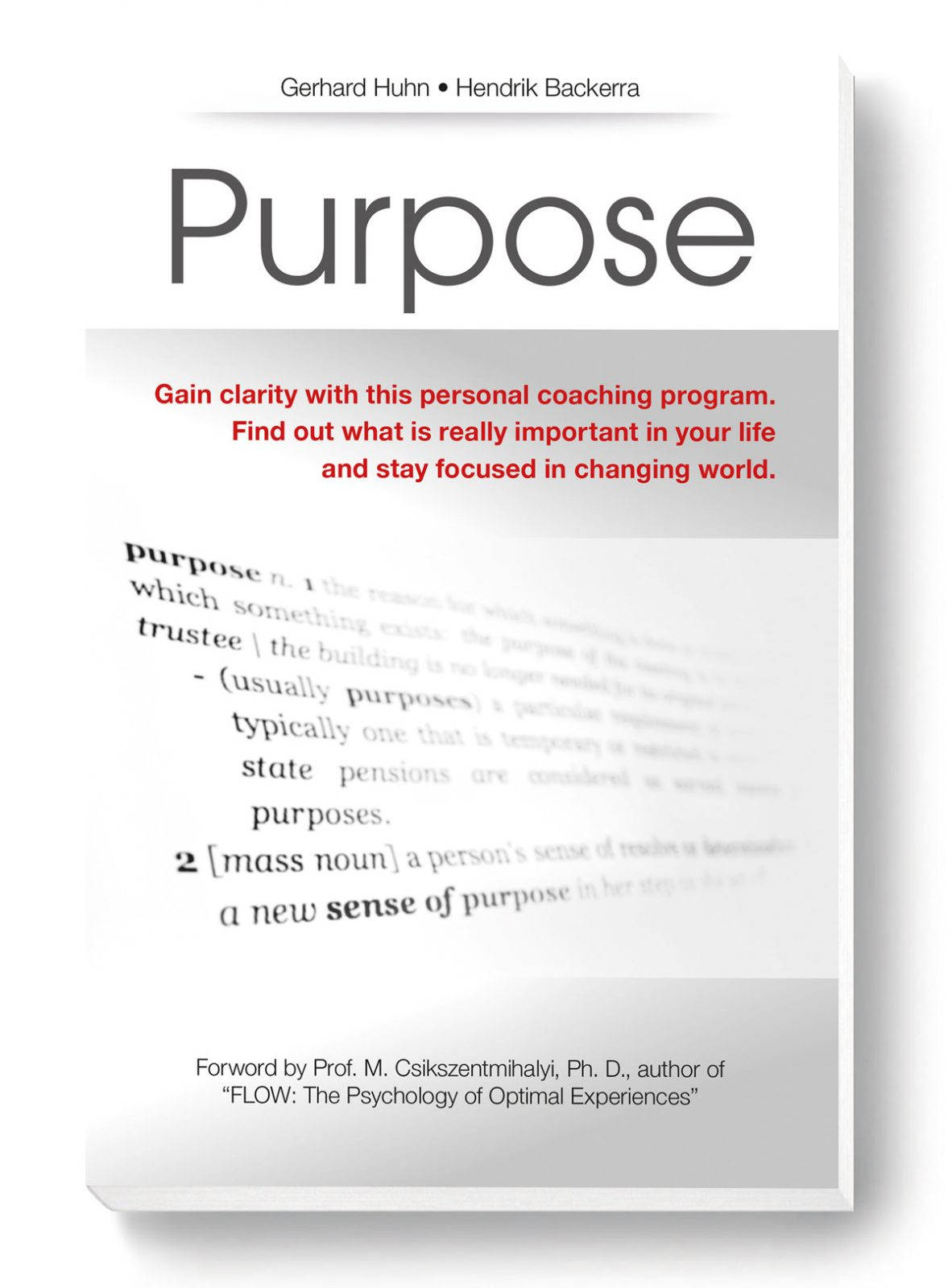 Purpose: Huhn | Backerra | ISBN 9783981227413