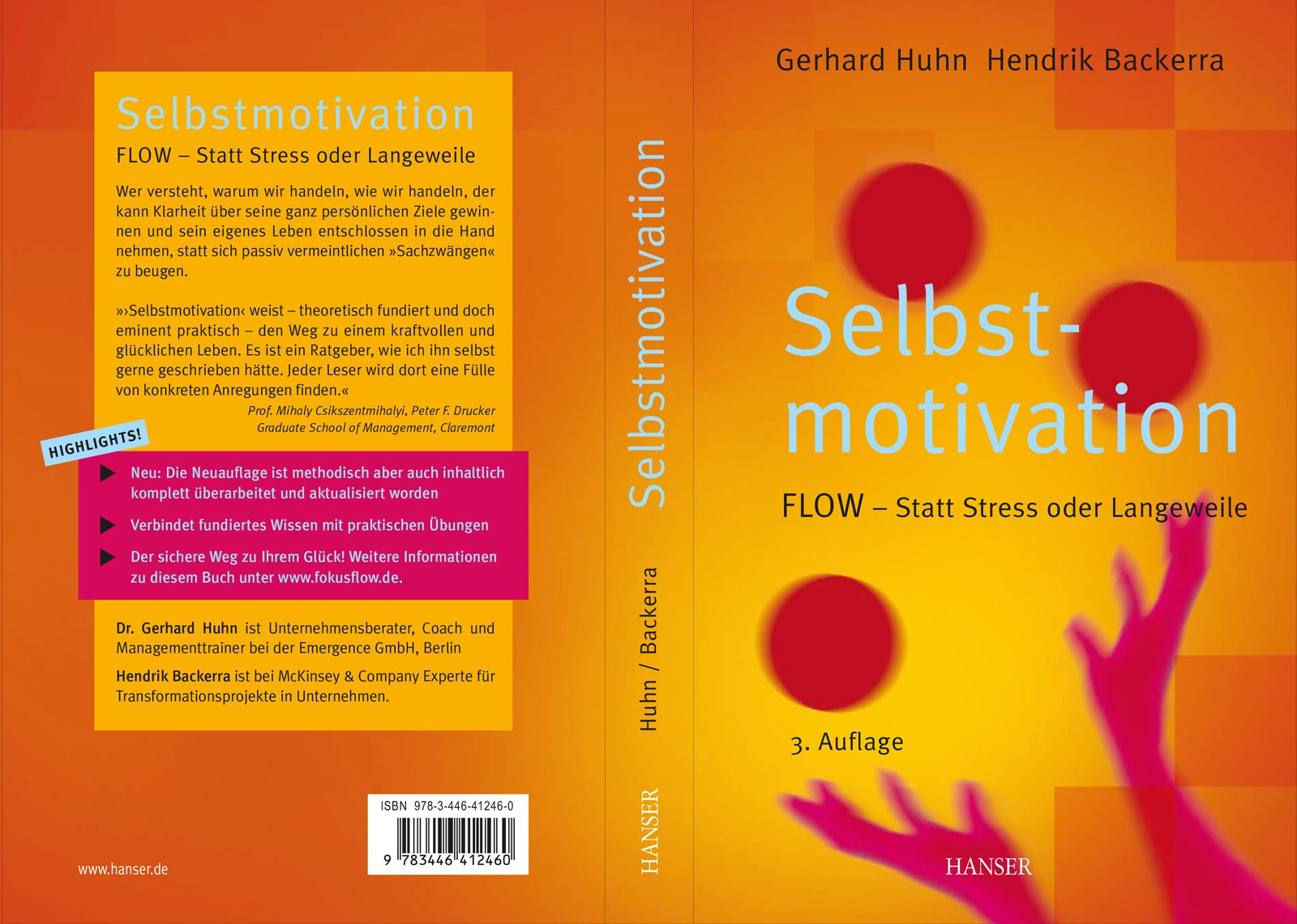 Selbstmotivation: Huhn | Backerra | ISBN 9783446412460 | Cover